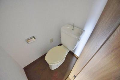 【トイレ】浪建マンション