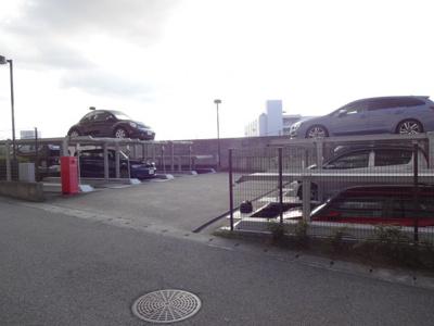 【駐車場】藤和ハイタウン三田城山