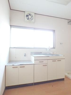 【キッチン】清風荘