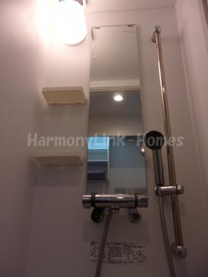 ピスカデーラのきれいなシャワールームです☆