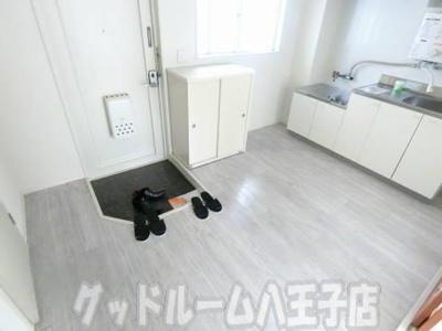 【玄関】芙蓉ハイム