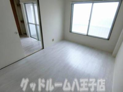 【居間・リビング】芙蓉ハイム