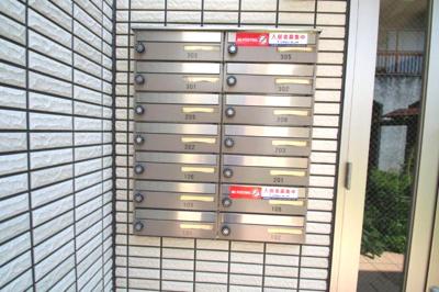 メールボックス コートヤード