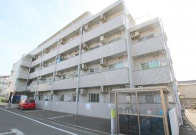 【外観パース】クリオ西八王子壱番館
