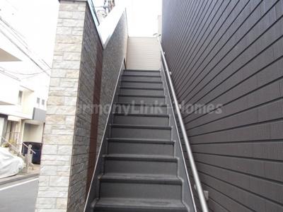 gendama堀之内の階段☆