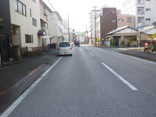 【前面道路含む現地写真】二葉町