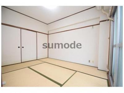 【寝室】芥川マンション