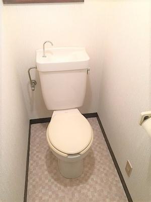 【トイレ】ベルフラワーマンション