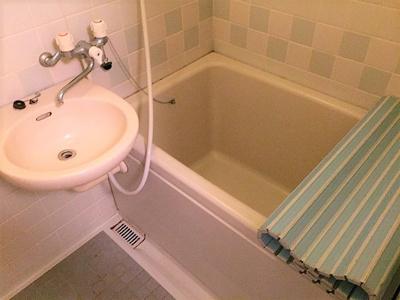 【浴室】ベルフラワーマンション