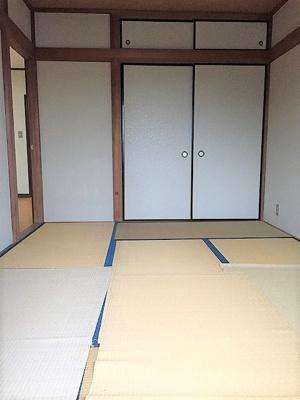 【寝室】ベルフラワーマンション