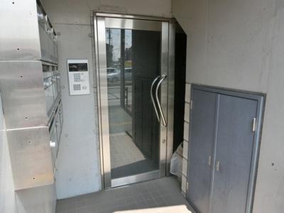 【エントランス】上板橋橋山ビル