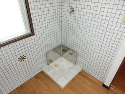 室内洗濯置場あり