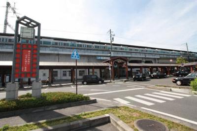 JR比叡山坂本駅
