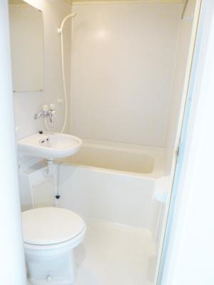 トイレもきれいです。ユキパレス