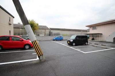 【駐車場】セブンハイツ