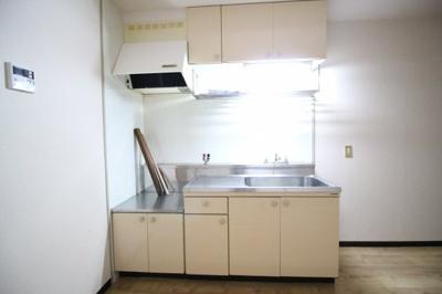 【キッチン】セブンハイツ