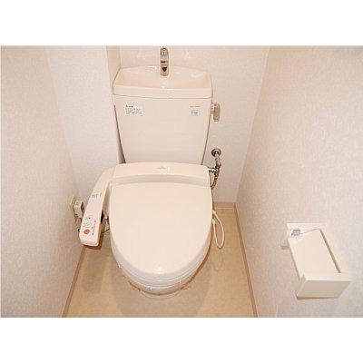 【トイレ】レジディア三宮東
