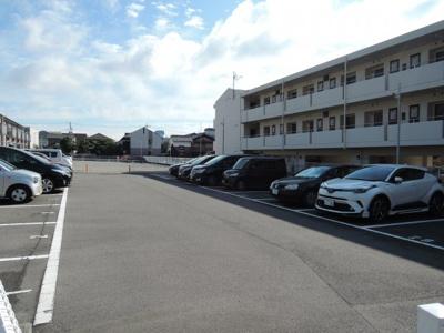 【駐車場】古曽部町貸家