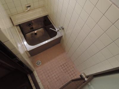 【浴室】古曽部町貸家