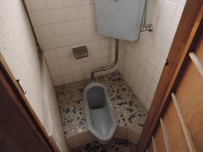【トイレ】古曽部町貸家