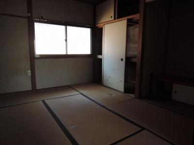 【寝室】古曽部町貸家