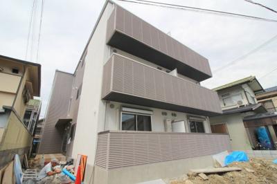 【外観】フィユフラッツ長興寺