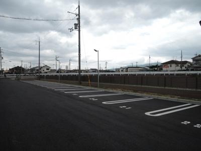 【駐車場】セクレール北本町 A棟