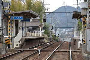 京阪穴太駅