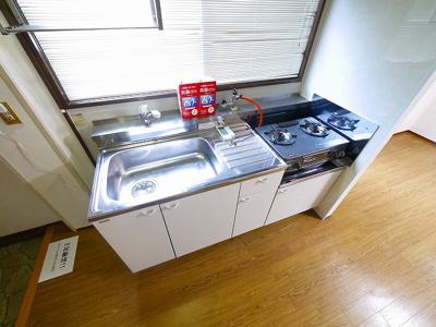 【キッチン】今在家ハイツ