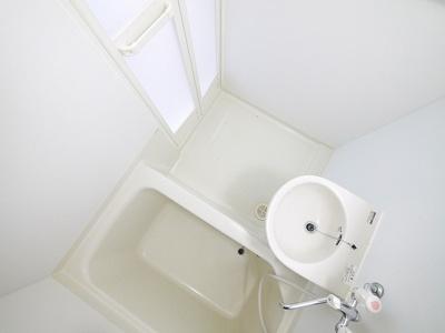 【浴室】今在家ハイツ