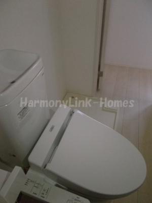ファーストハウス上池袋の清潔感のあるトイレです☆