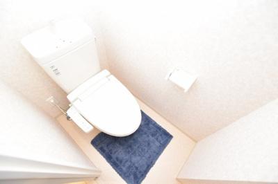 【トイレ】Luxe難波西Ⅰ