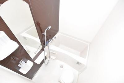 【浴室】Luxe難波西Ⅰ