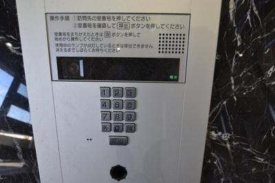 【セキュリティ】Luxe難波西Ⅰ