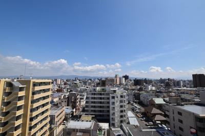 【展望】エスリード大阪城南グランデュクス