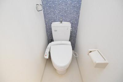 【トイレ】グランドゥール敷津