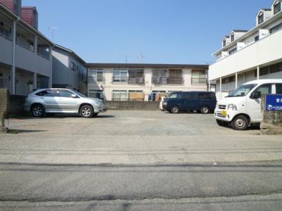 【外観】干隈4丁目古河駐車場