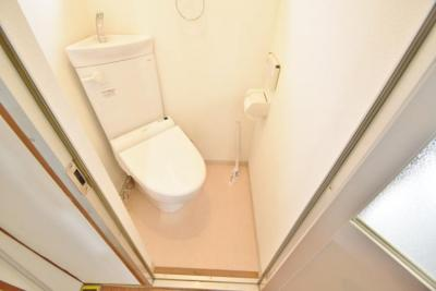 【トイレ】田辺2丁目貸家
