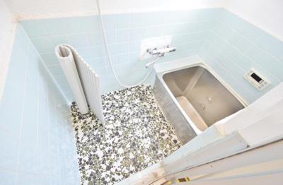 【浴室】田辺2丁目貸家
