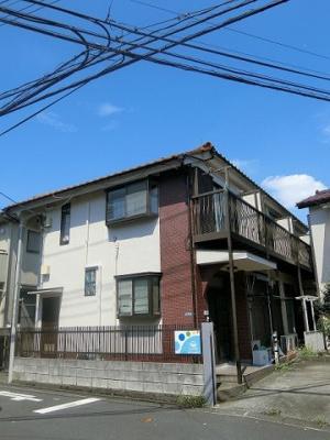 小田急線「百合ヶ丘」駅より徒歩5分の好立地!緑豊かで閑静な住宅街にある2階建てのアパートです♪駅近のお部屋をお探しの方におすすめ☆
