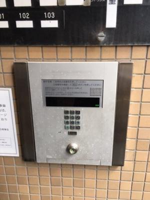 【エントランス】ライオンズマンション白楽