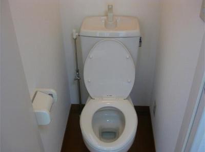 シエスタヒルズのトイレです☆
