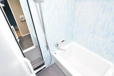 【浴室】ファーストフィオーレ難波ウエスト