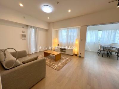 【外観】ガーデンホーム住吉パークフォート 角 部屋 平成18年築
