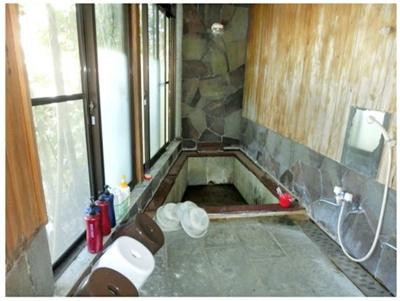 【浴室】伊東 旅館営業権及び温泉権付き土地建物