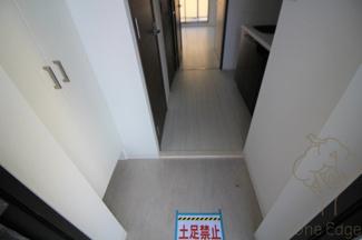 【玄関】エスリード福島レジデンス
