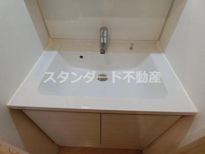 【独立洗面台】ノースヴィレッジ5番館