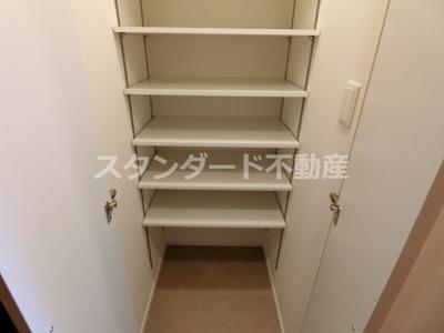 【収納】ノースヴィレッジ5番館
