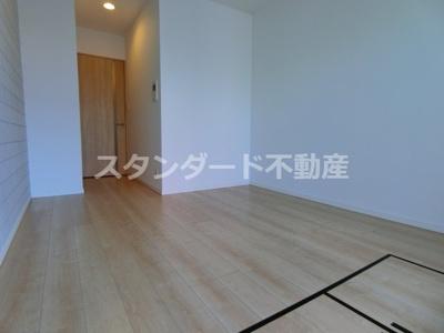 【寝室】ノースヴィレッジ5番館