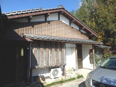 【外観】石生南町中古住宅